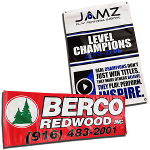 All Aspect Printing - Custom Vinyl Banners