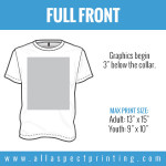 All Aspect Printing - Full Front